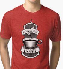 Tod vor entkoffeiniert Vintage T-Shirt
