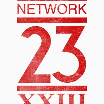 Network 23 Distressed by synaptyx