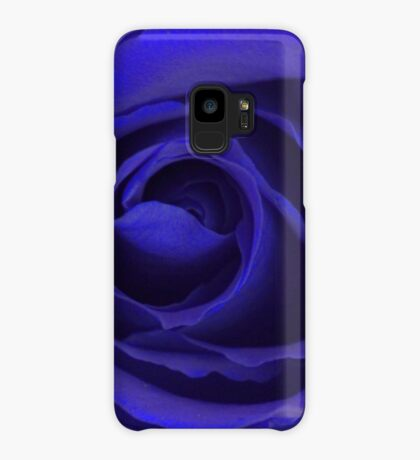 Rose of Blue ... Case/Skin for Samsung Galaxy