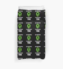 NSA - Big Brother is Watching You Duvet Cover