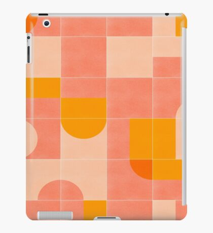 Retro Tiles 03 #redbubble #pattern iPad Case/Skin