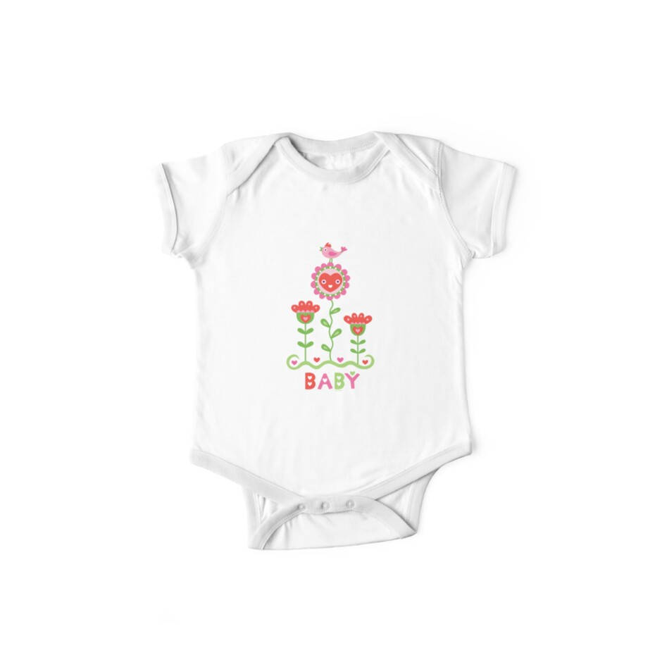 Happy Baby & kids clothes by Andi Bird