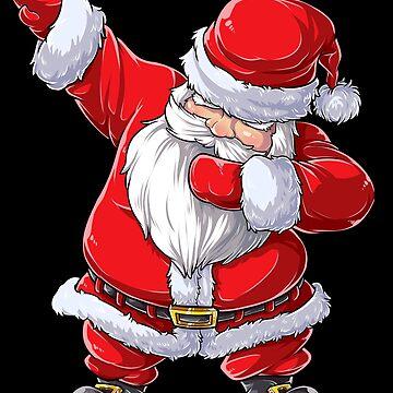 Camisas de Navidad para Niños Niños Dabbing Santa Navidad Hombres Regalos de LiqueGifts