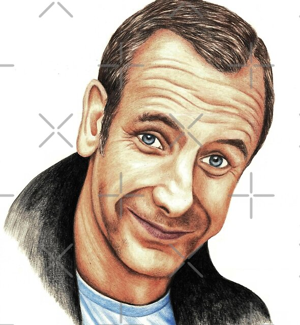 Robson Green by Margaret Sanderson