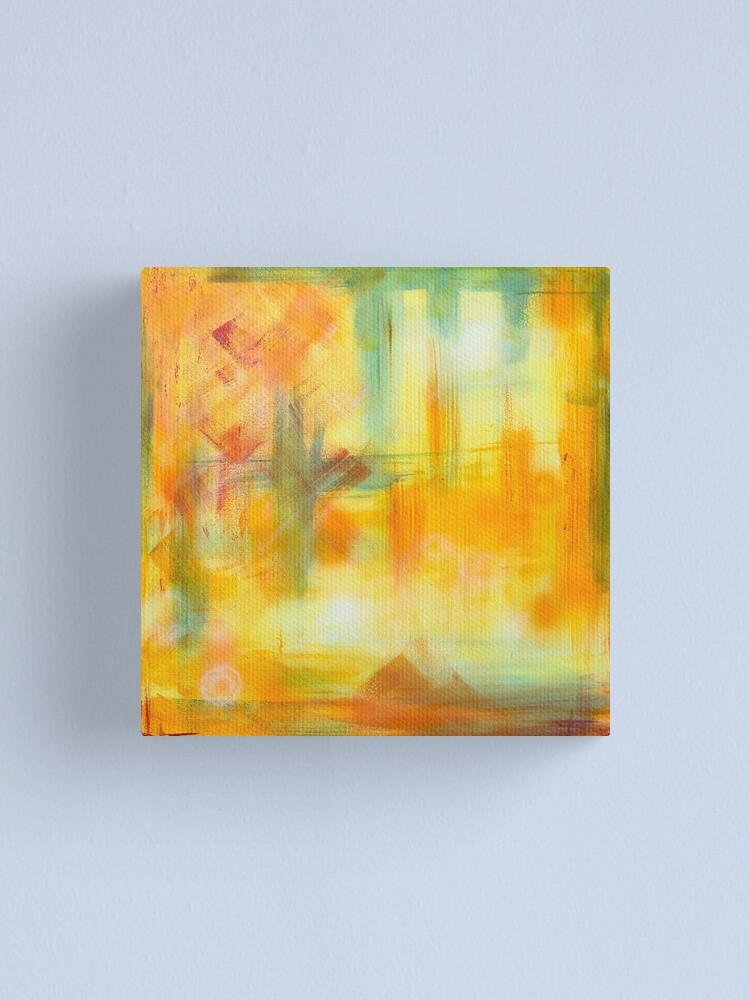 Alternate view of Light on the Docks Canvas Print