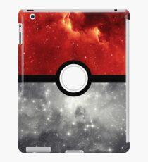 Pokéball Galaxy iPad Case/Skin