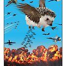 «Bomber Hedghog» de JoelCortez