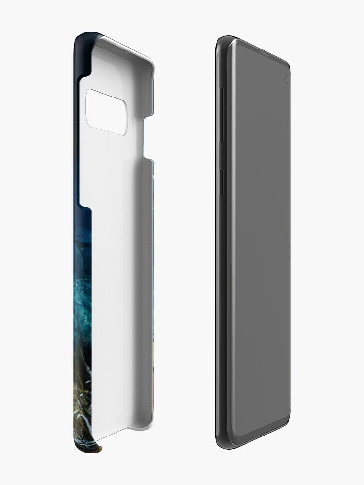 Alternate view of Horizon Case & Skin for Samsung Galaxy