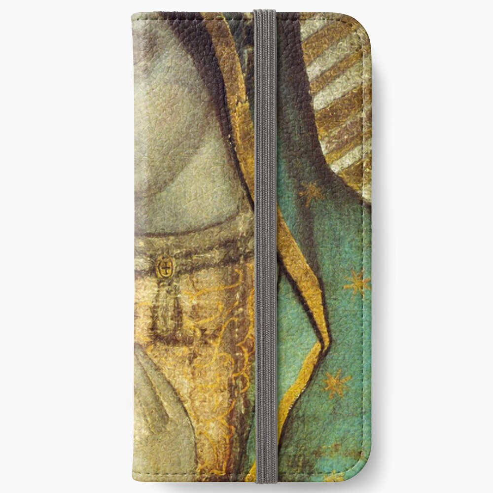 Our Lady of Guadalupe iPhone Wallet