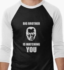 Big Brother is Watching You Men's Baseball ¾ T-Shirt