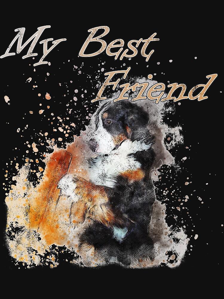 My Best Friend / Mein Bester Freund 6 von AWDBML