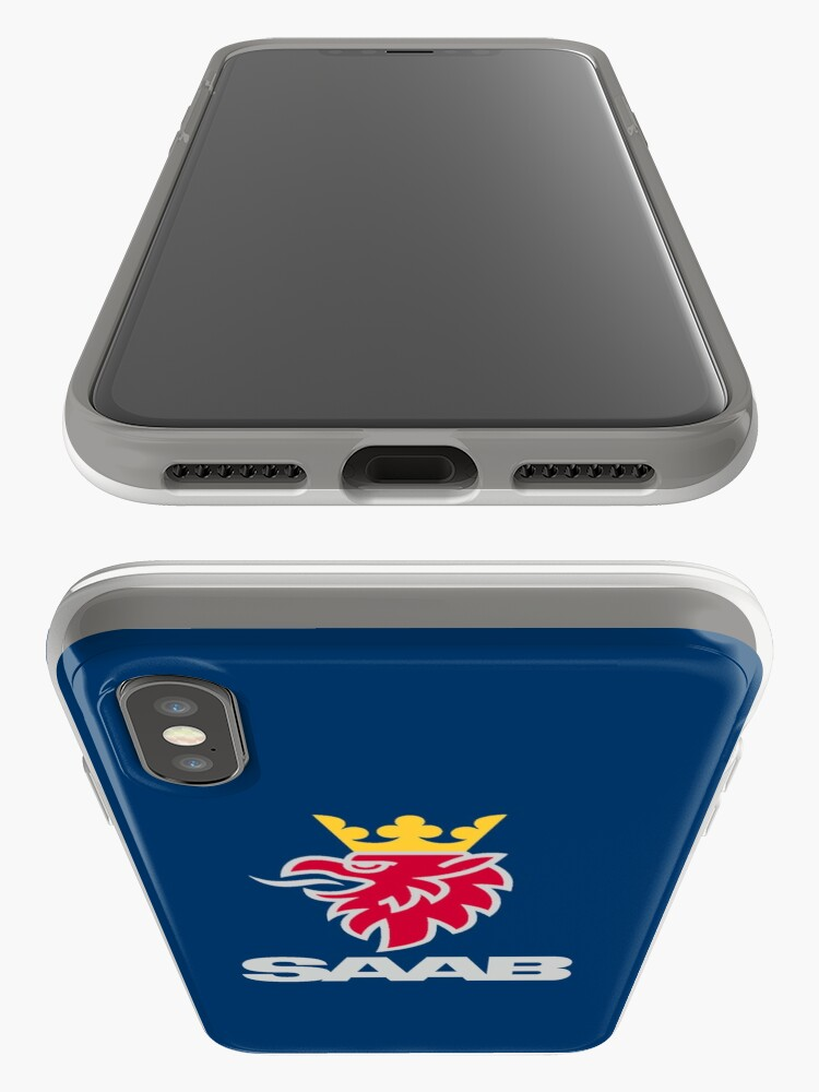 Alternative Ansicht von Saab-Logo-Produkte iPhone-Hüllen & Cover
