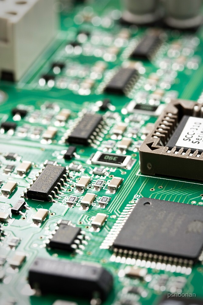 Circuitry by psnoonan