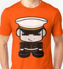 HERO'BOT Mariner Xander Lion Slim Fit T-Shirt