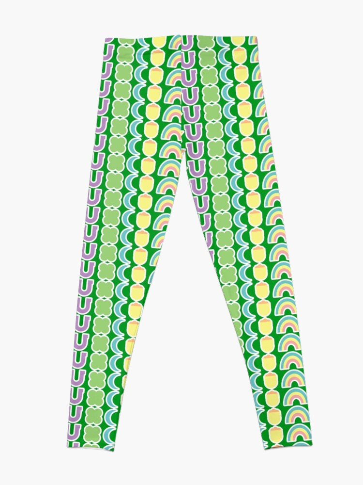 Alternate view of Lucky Charms Leggings