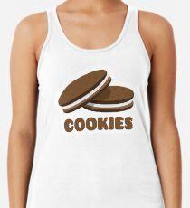 Cookies Racerback Tank Top