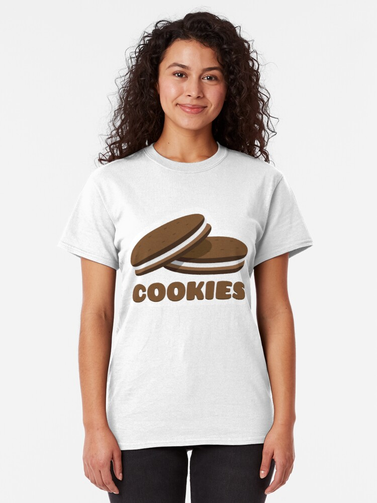 Alternate view of Cookies Classic T-Shirt