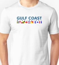 Gulf Coast - Mississippi. T-Shirt