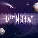 Space Birthday by YellowGecko