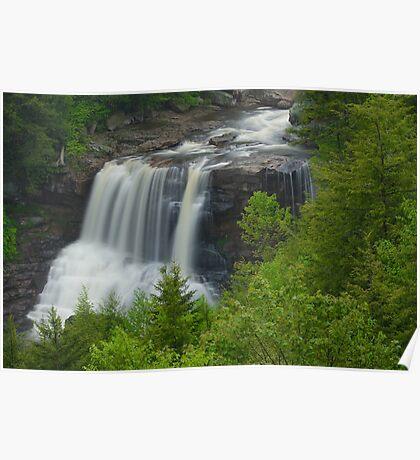 Blackwater Falls Poster