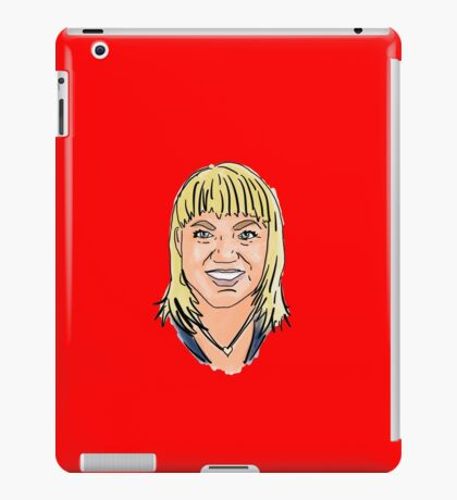 Jackie Marston Illustration iPad Case/Skin