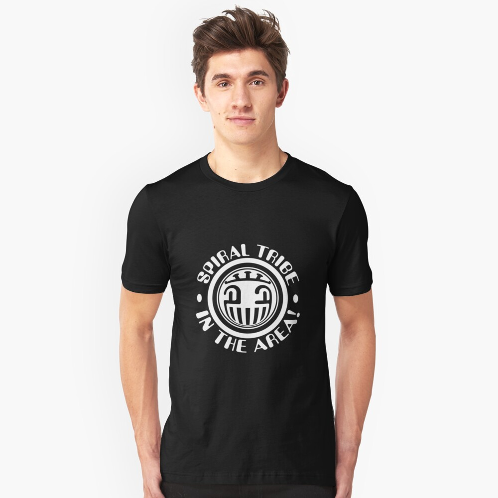 In The Area Slim Fit T-Shirt
