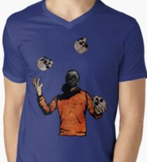 The Juggler Men's V-Neck T-Shirt