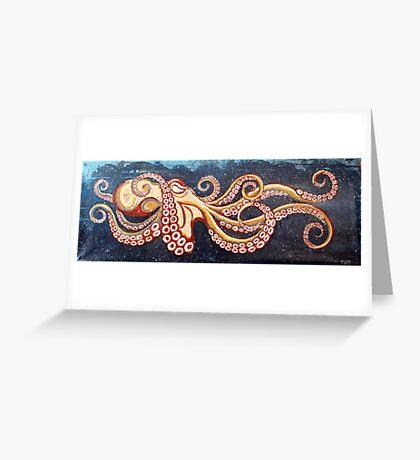 Leviathan #1 Greeting Card