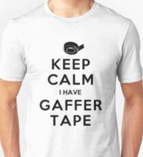 KEEP CALM I HAVE GAFFER TAPE T-Shirt