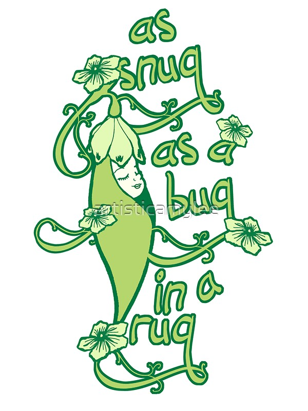 Clip Art Bug In A Rug