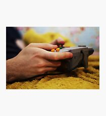 Nintendo Photographic Print