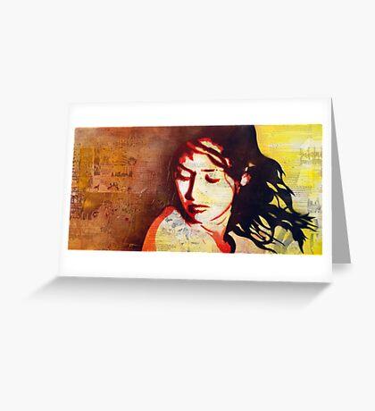 Baila Baila #2 Greeting Card
