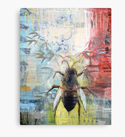 Hive Mentality Canvas Print