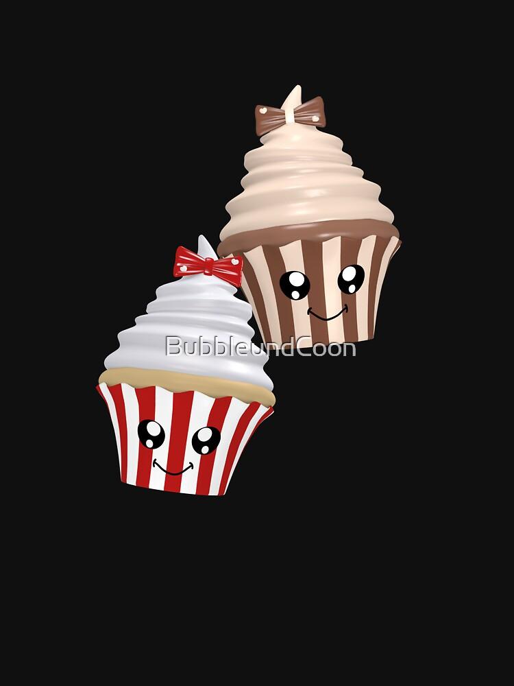 Cupcakes im Kawaii Stil von BubbleundCoon