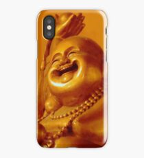 HAPPY BUDDHA!   ^ iPhone Case/Skin