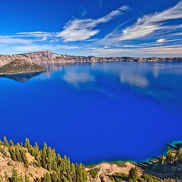 Crater Lake, Oregon by amckinnell