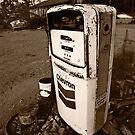 Old Pump by Jim Haley