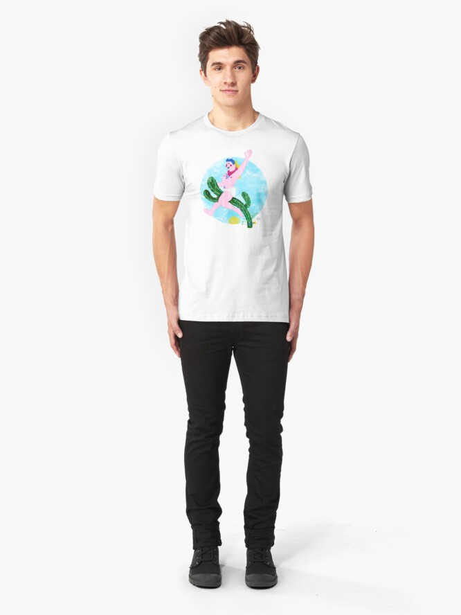 Alternate view of Muchacho Vaquero Slim Fit T-Shirt