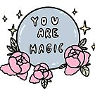 you are magic by nevhada