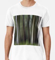 Blurred Forest Premium T-Shirt