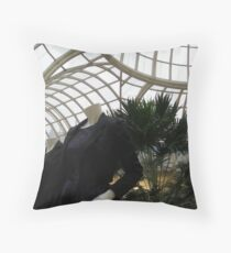 Missed a bargain? Don't lose your head over it Betty! © Throw Pillow