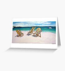 Whitsundays Queensland Greeting Card