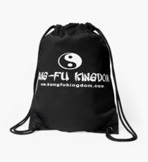 Kung-Fu Kingdom Drawstring Bag