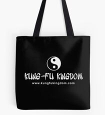 Kung-Fu Kingdom Tote Bag