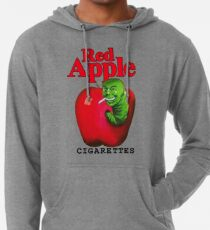 Red Apple Cigarettes Lightweight Hoodie
