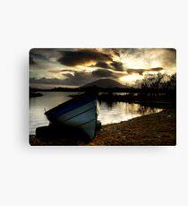 Lough Conn Canvas Print