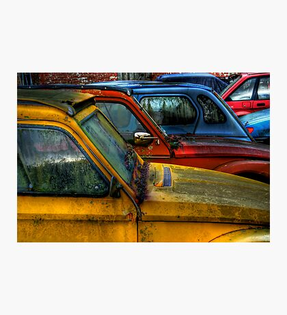 Cars Photographic Print