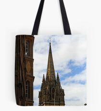 University church of St Mary The Virgin, Oxford, England, UK Tote Bag