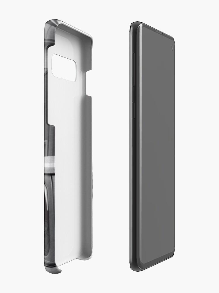 Alternative Ansicht von New York Lama Hülle & Klebefolie für Samsung Galaxy