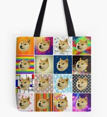 Much Pattern, Wow Tote Bag
